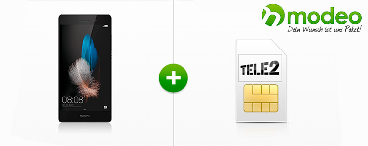 modeo - Tele2 Allnet Flat Smart