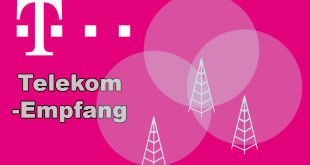 Telekom-Empfang