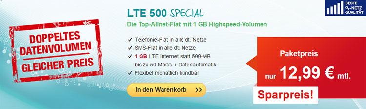 hellomobil LTE 500 Special
