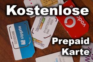 Callya Karte.Prepaid Freikarten Kostenlose Sim Karten Im überblick