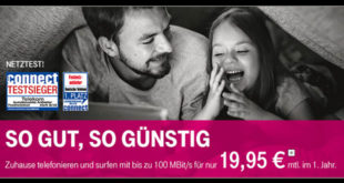 Telekom - Magenta Zuhause Tarife